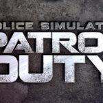 Police Simulator Patrol Duty Türkçe Yama