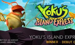Yoku's Island Express Türkçe Yama