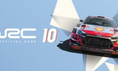 WRC 10 FIA World Rally Championship Türkçe Yama